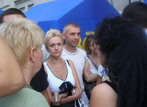 Ірина Фаріон, 4 липня 2012 року