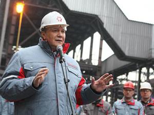 Янукович из Донбасса