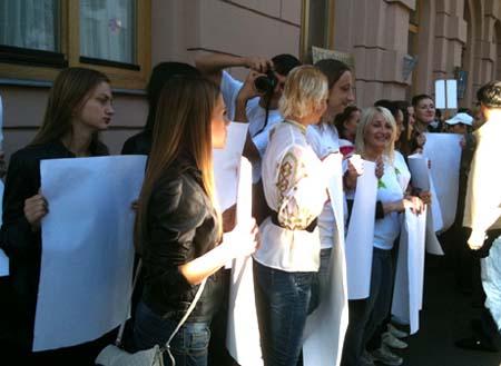 Журналісти проти закону про наклеп